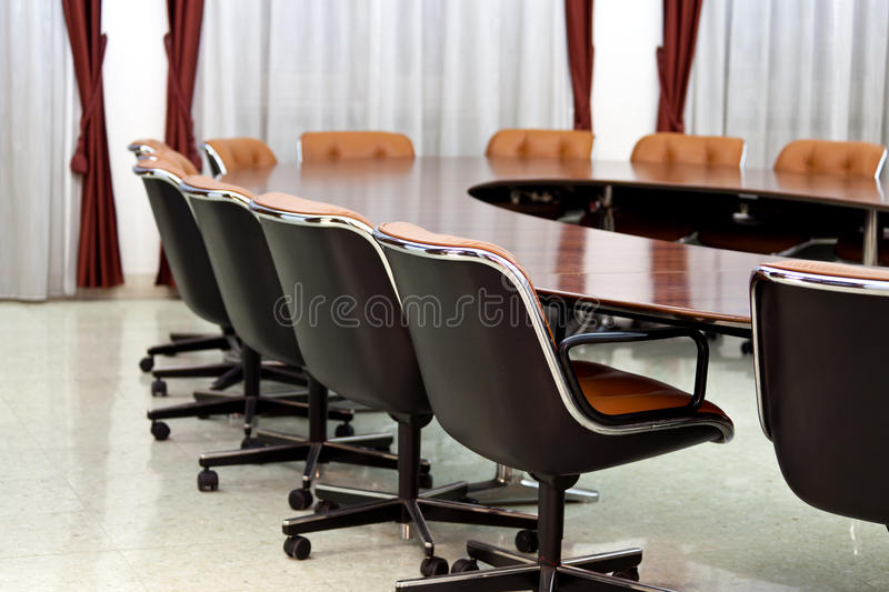 Download Conference Hall stock photo. Image of professional, wooden - 23080934