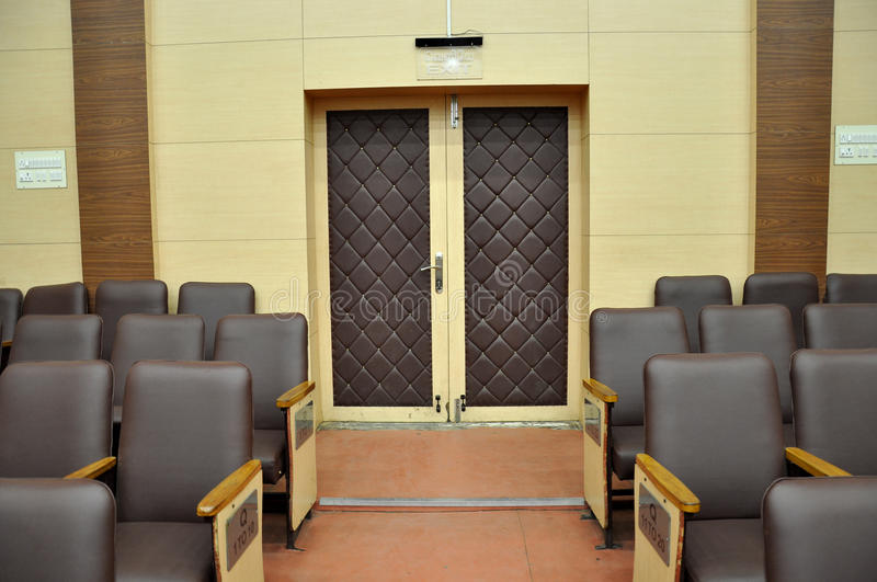 Download Conference hall stock photo. Image of film, framework - 25252238