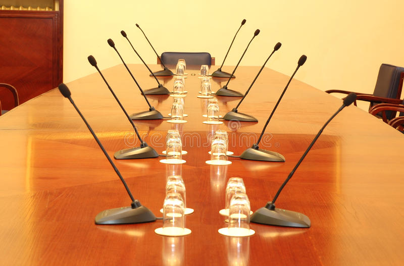Download Conference room stock photo. Image of object, leadership - 22418352