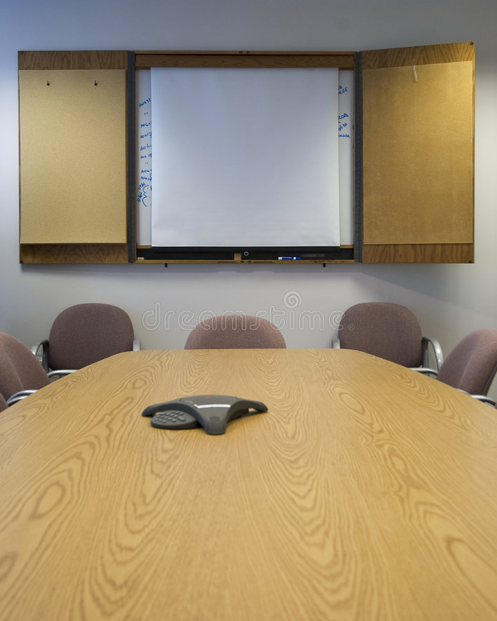 Download Conference room stock image. Image of whiteboard, walls - 24423