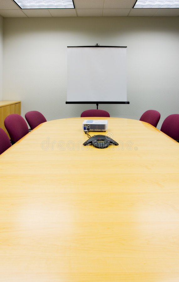 Download Conference room stock image. Image of front, appointment - 762163