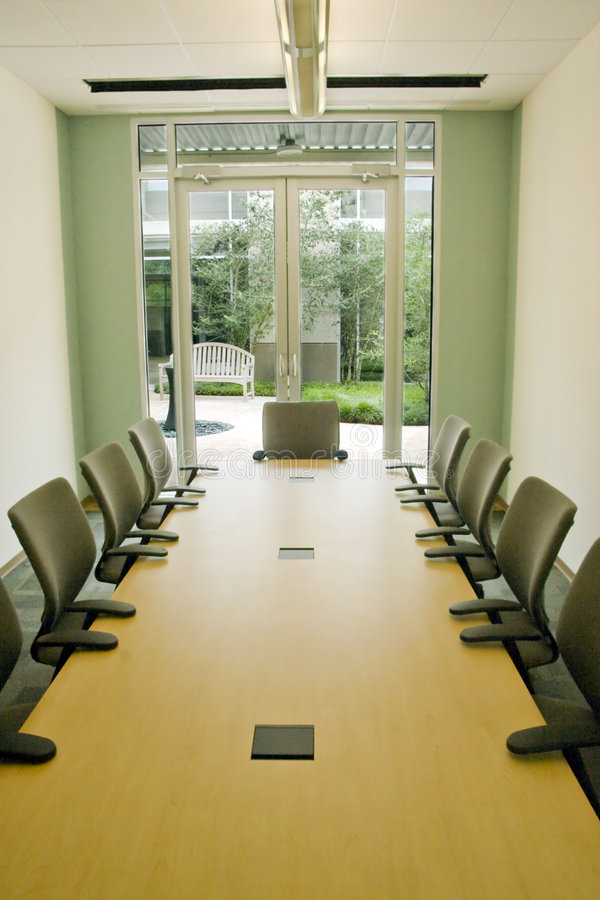 Download Conference Room stock photo. Image of meet, contemporary - 8929218