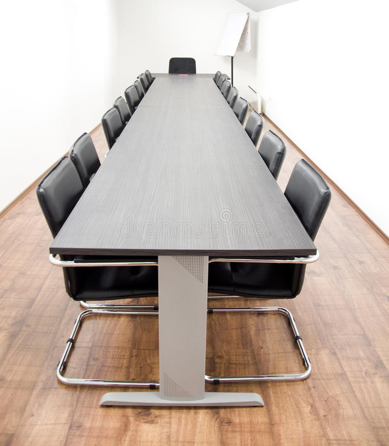 Free Conference Table Royalty Free Stock Image - 18944336