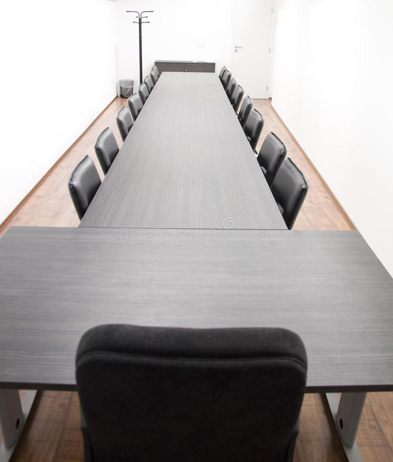 Free Conference Table Royalty Free Stock Photos - 18944338