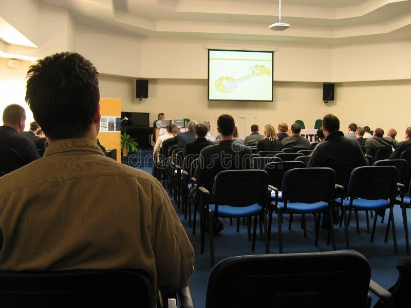 Conferencia. imagenes de archivo