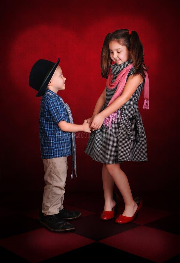 Confesión del amor fotos de archivo