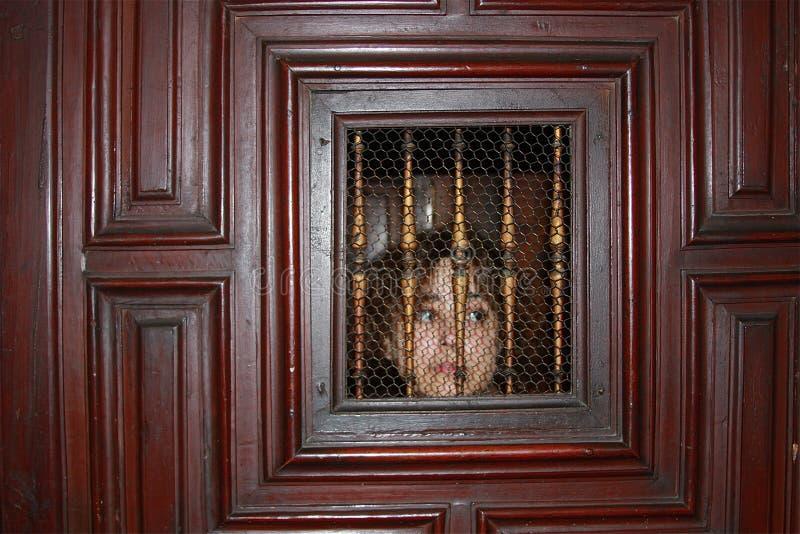 Confessor royalty-vrije stock fotografie