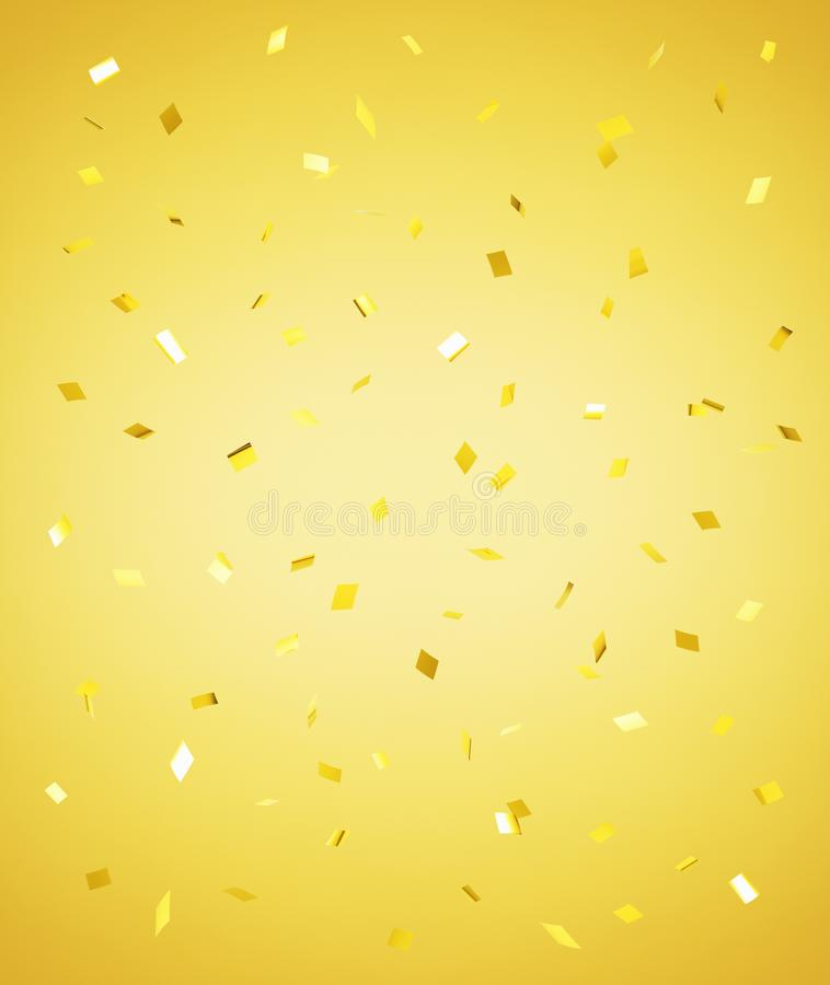 confetti fotografia stock libera da diritti