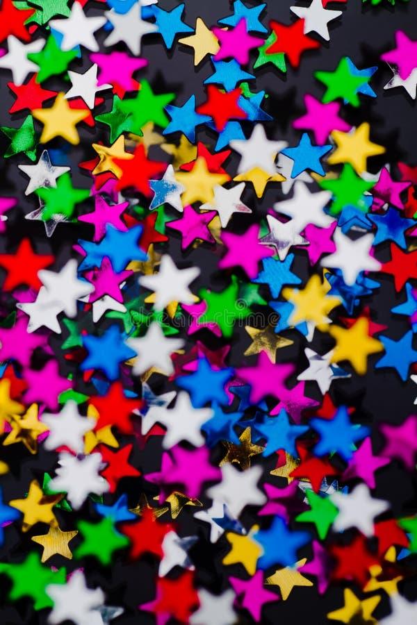Download Confetti стоковое изображение. изображение насчитывающей украшение - 18379551