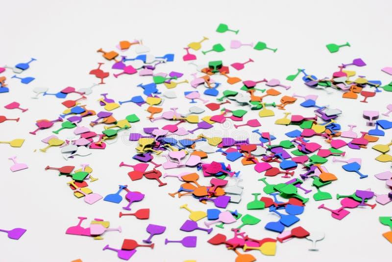 confetti стоковые изображения rf