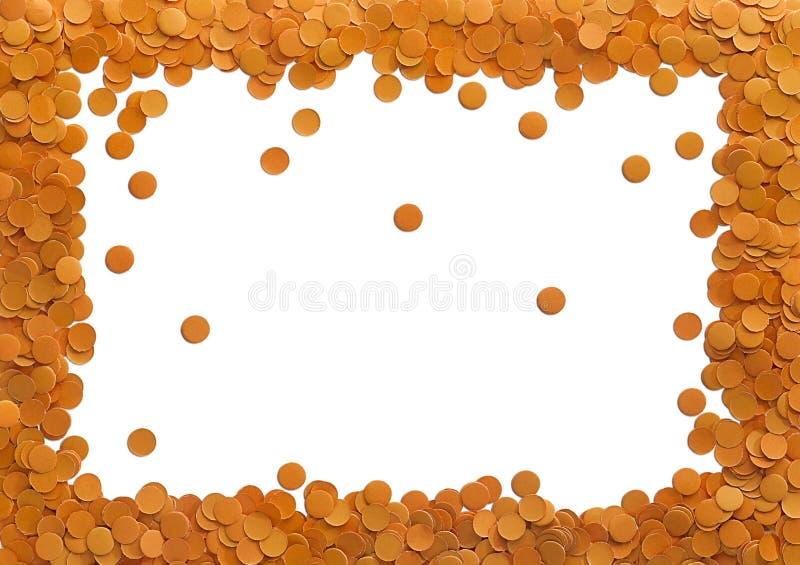 Download Confetti stock illustration. Image of corner, green, background - 22542962