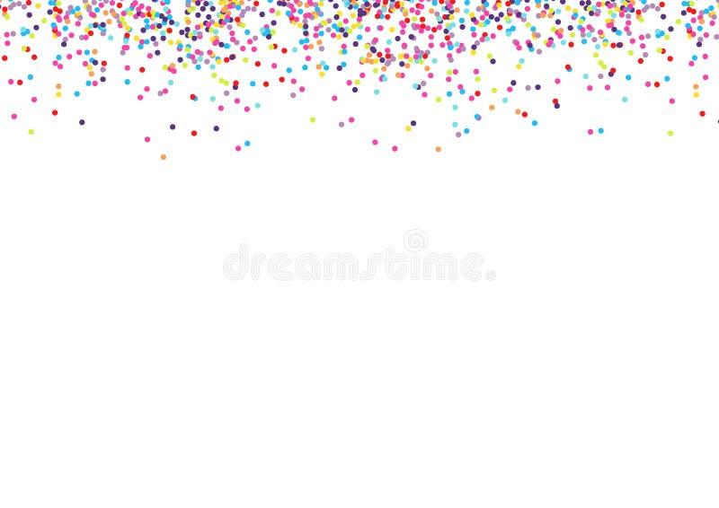 confetti ilustracji