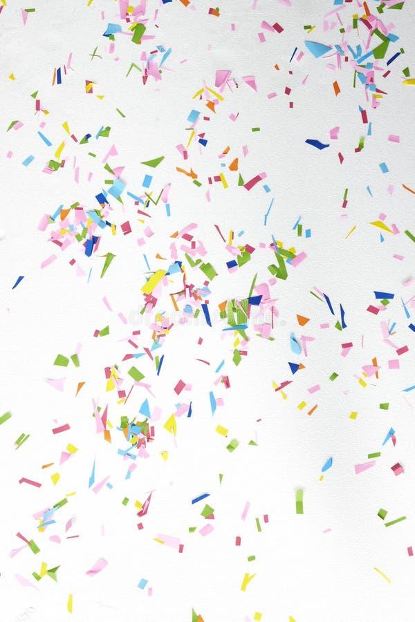 confetti obrazy royalty free