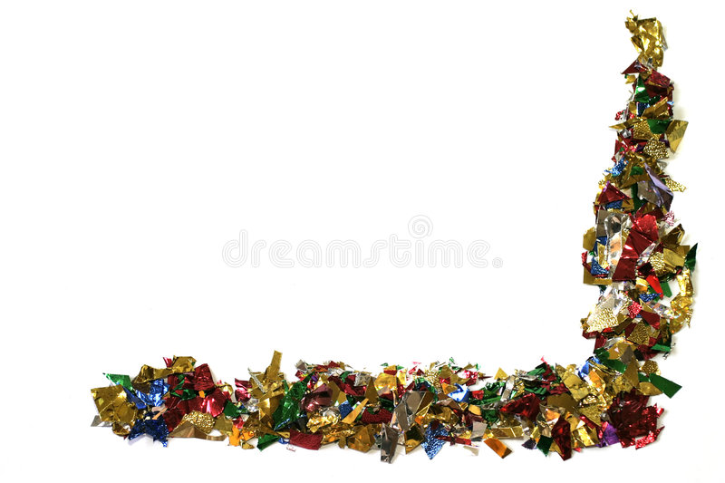 Download Confetti Border stock photo. Image of birthday, border, party - 48692