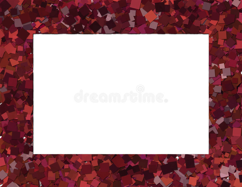 Download Confetti Frame Royalty Free Stock Image - Image: 2314306