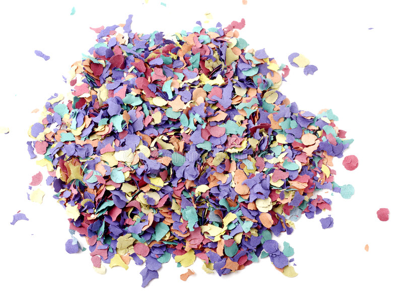 Download Confetti Stack Stock Photos - Image: 7424653