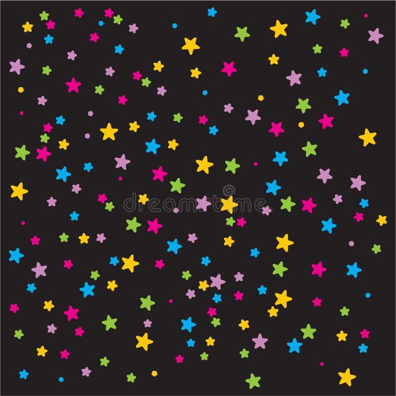 confetti wektor ilustracja wektor