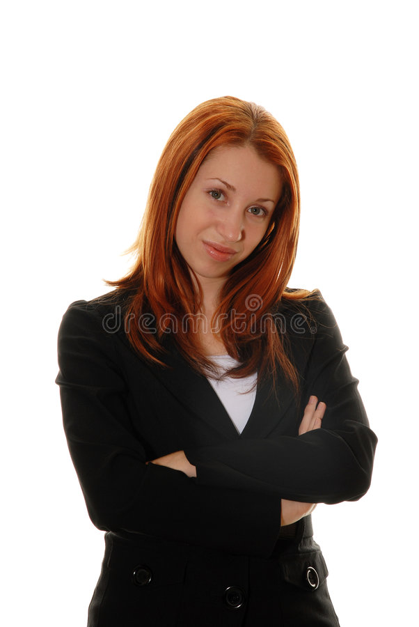 Confidence royalty free stock photography