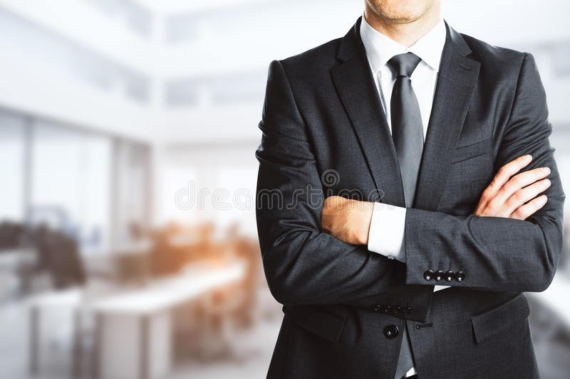 Confidence concept royalty free stock images