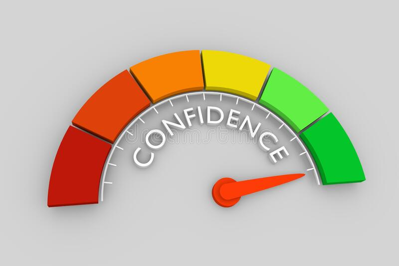 Confidence Meter Stock Illustrations – 79 Confidence Meter Stock ...