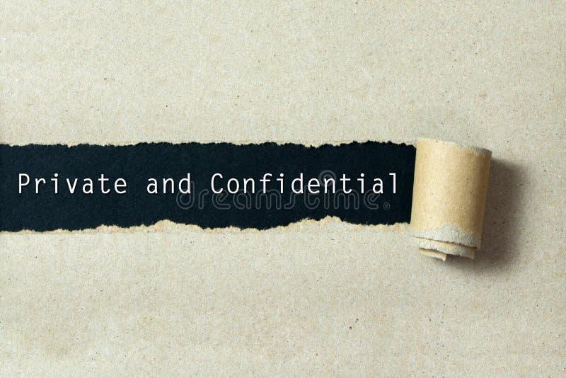Confidencial & confidencial fotos de stock royalty free