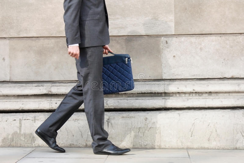 Download Confident business man stock photo. Image of walk, modern - 11402820
