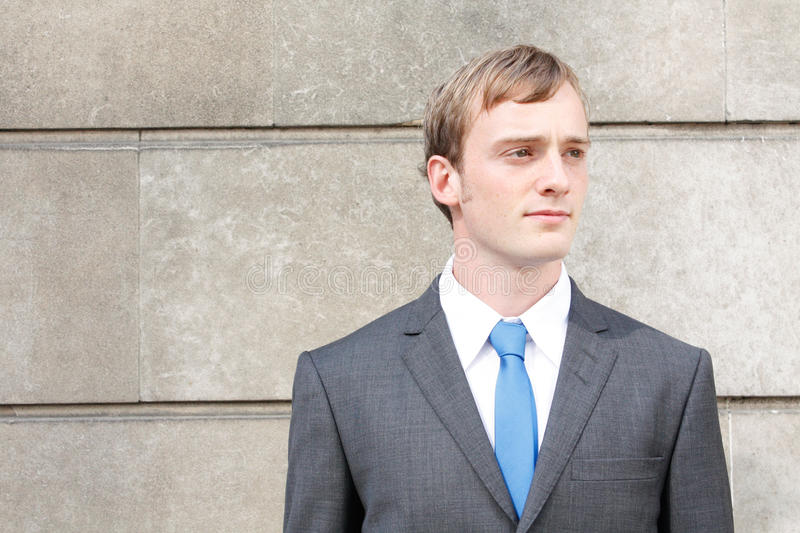 Download Confident business man stock photo. Image of suit, still - 11402832
