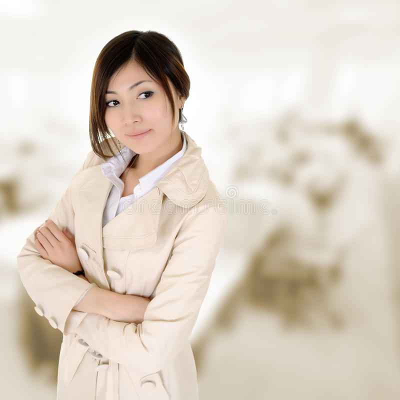 Download Confident business woman stock image. Image of japan - 17425131