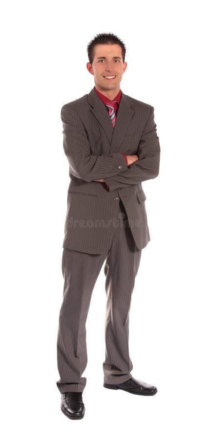 Download Confident businessman stock photo. Image of staff, caucasian - 13875998