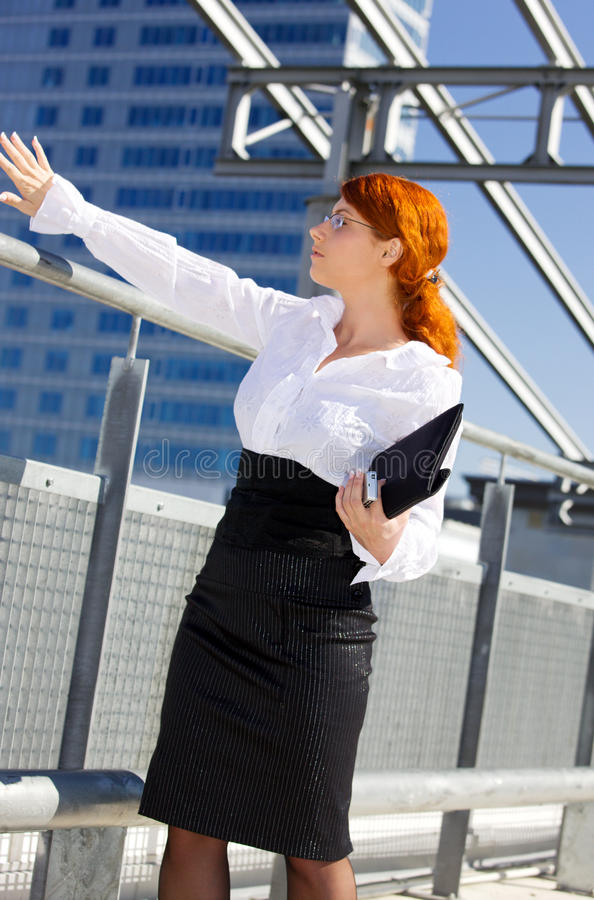 Download Confident Businesswoman Stock Photo - Image: 41511980