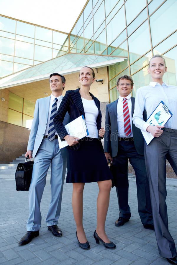 Download Confident Companions Royalty Free Stock Photo - Image: 22208185