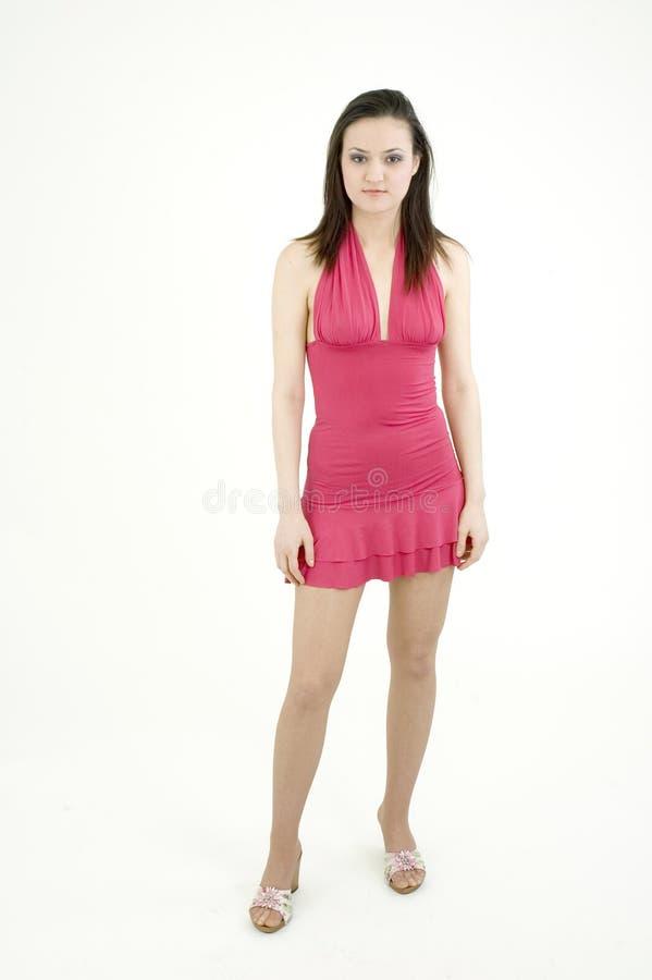 Confident girl stock photos