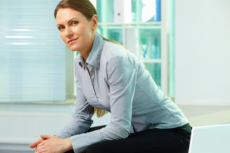 Download Confident smile stock image. Image of lady, lifestyle - 27381745