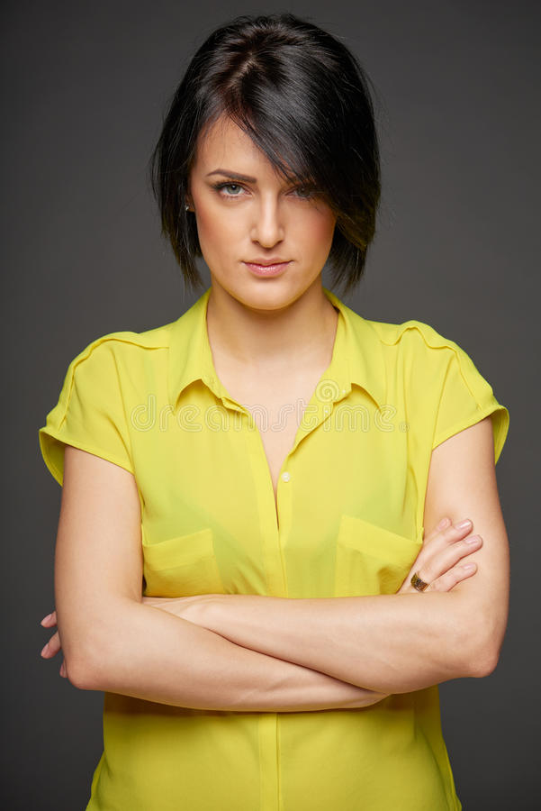 confident woman στοκ εικόνες με δικαίωμα ελεύθερης χρήσης