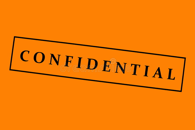 Download Confidential background stock image. Image of classified - 7999675