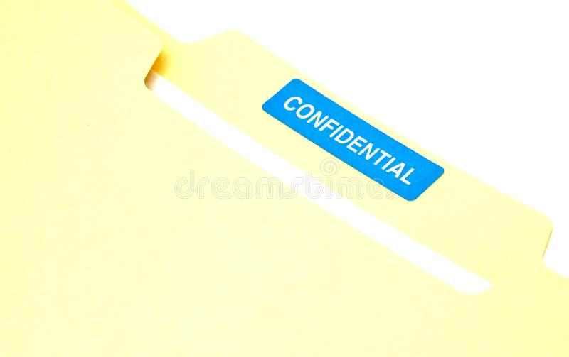 Download Confidential Business Document File Stock Photo - Image of secret, isolated: 32892538