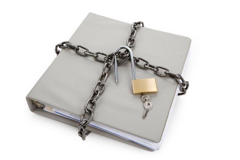 Confidential Document stock photos