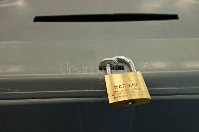Confidential Documents royalty free stock images
