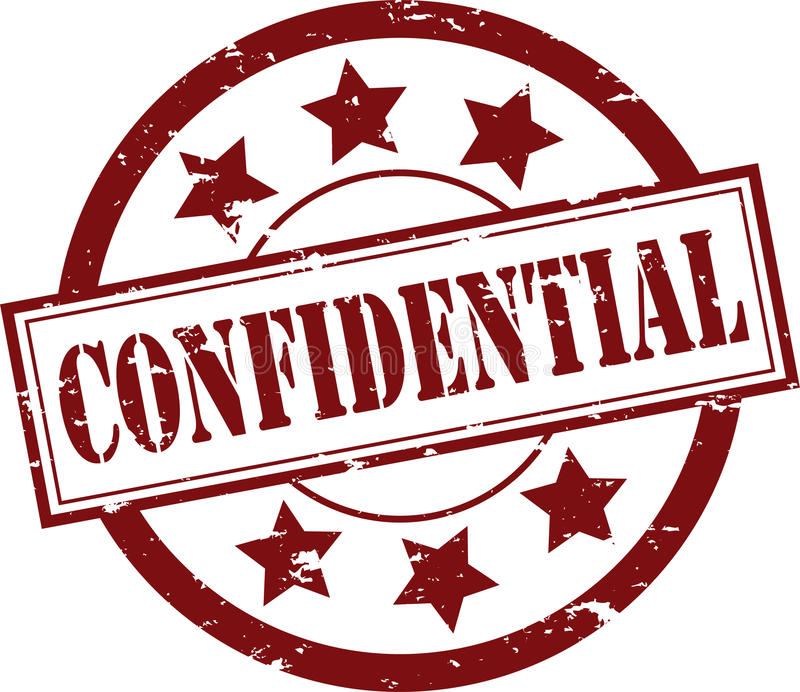 Download Confidential Rubber Stamp (Vector) Royalty Free Stock Photo - Image: 14943005