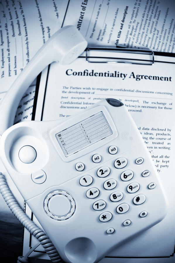 Download Confidentiality Stock Image - Image: 18728991