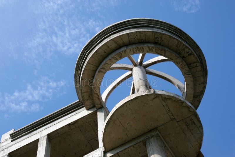 Download Configuración foto de archivo. Imagen de edificio, cielo - 1297042