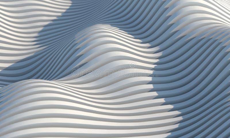 Configuración abstracta stock de ilustración