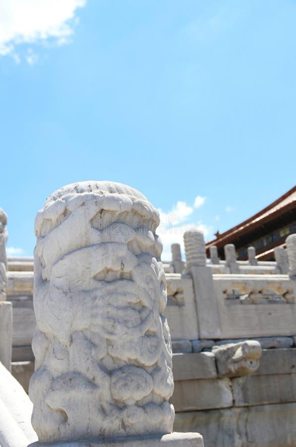 Configuración antigua china imagenes de archivo