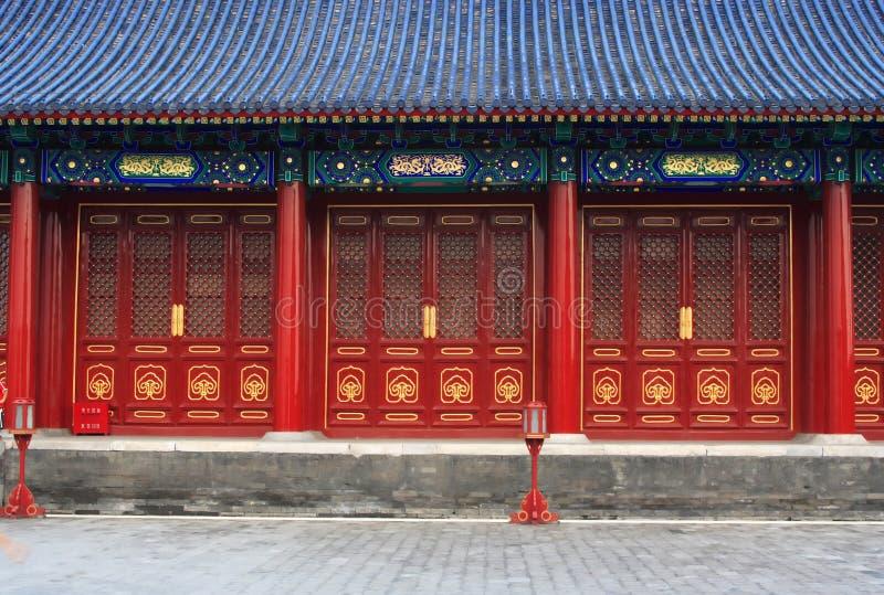 Configuración china clásica imagen de archivo
