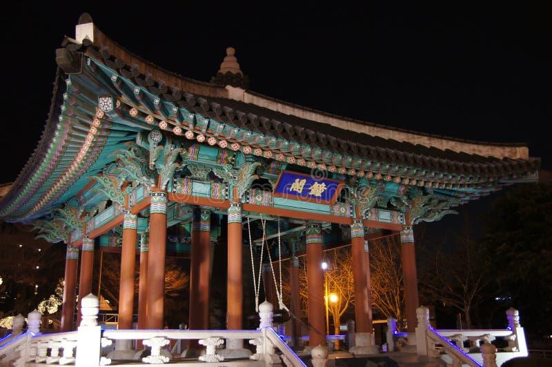 Configuración coreana foto de archivo libre de regalías