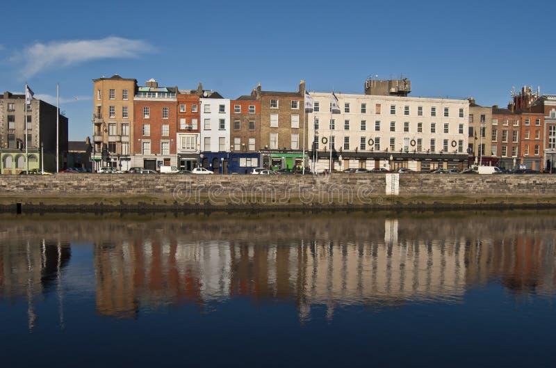 Configuración de Dublín imagenes de archivo