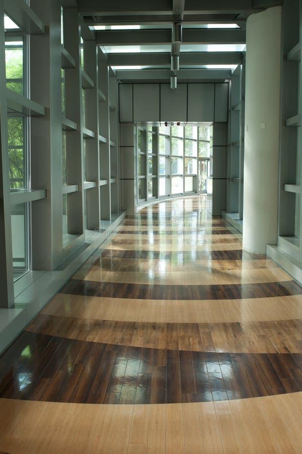 Configuración de interior (pasillo) imagen de archivo