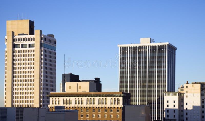 Configuración de Little Rock, Arkansas. imágenes de archivo libres de regalías