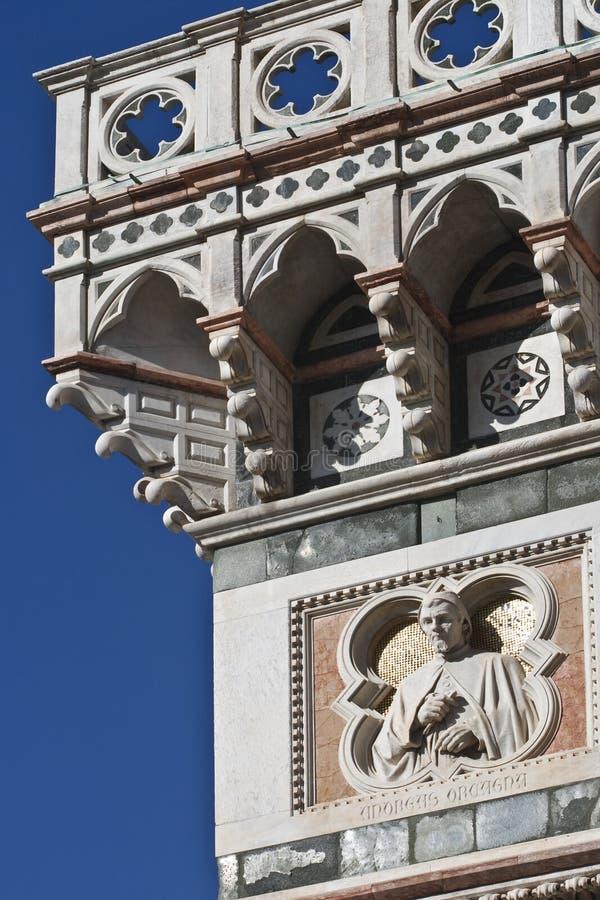 Configuración del Duomo de Florencia imágenes de archivo libres de regalías