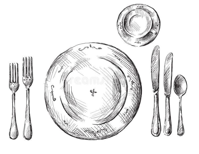 Configuración del vector libre illustration